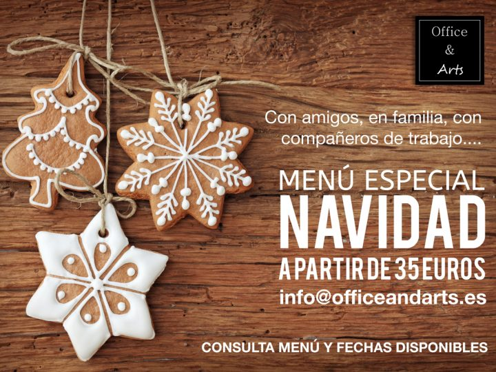 Office and arts showroom espacio multifuncional para organizar todo tipo de eventos en palencia - Cena de navidad original ...