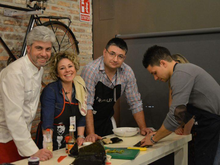 No te pierdas los talleres de Cocina de Víctor Carranza